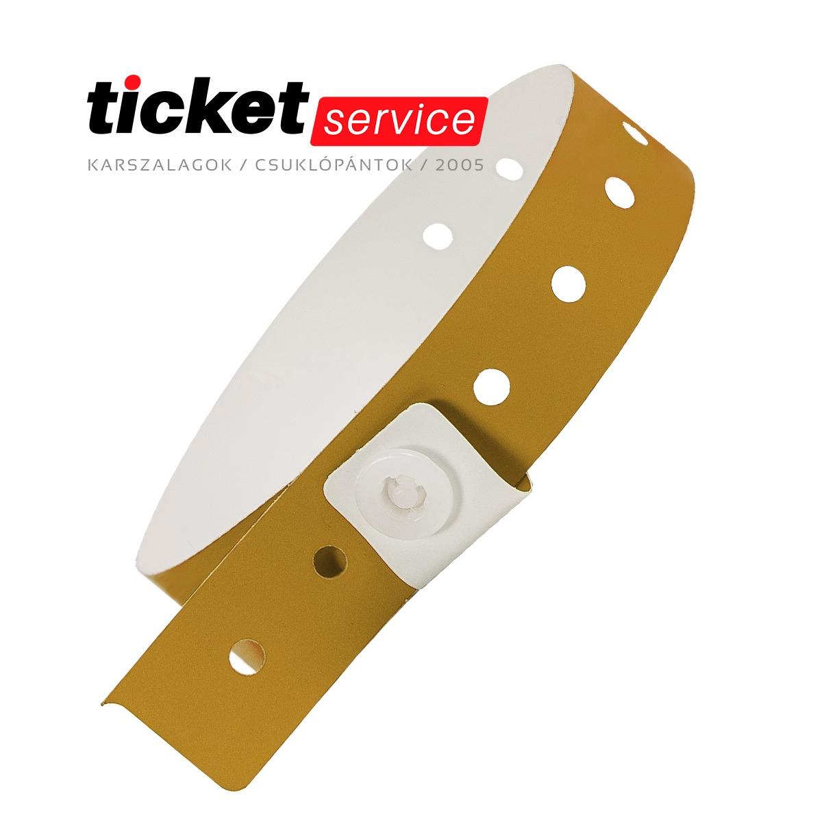 95598e584 Arany színű plastic csuklópánt
