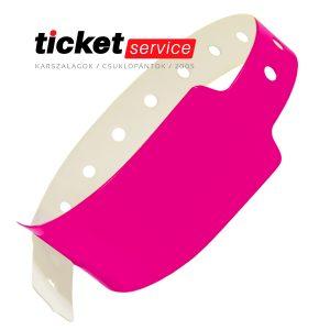 pink csuklópánt