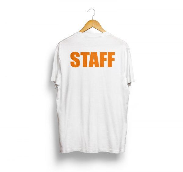 fehér staff póló